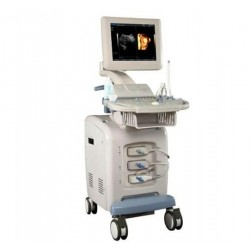 KCD-6000 (4D color Doppler)  Standard Configuration--with 1 Convex array probe