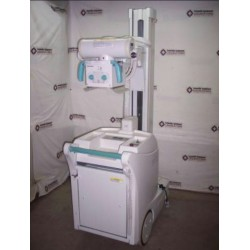 Shimazu plus mobile x ray 2007 125kv, 400mAs