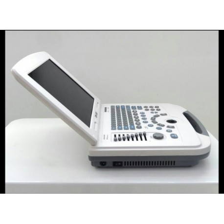 "CE 10""Portable B-Mode Ultrasound Scanner+7.5Mhz multi-frequency Linear probe"