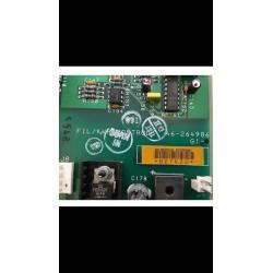 GE AMX 4 Portable X-Ray 46-264986 FIL/KVP Control Board