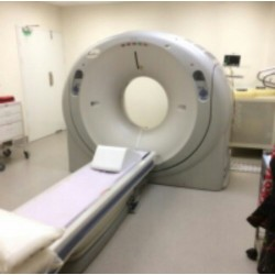 CT-scanner Toshiba Aquilion 64-slice