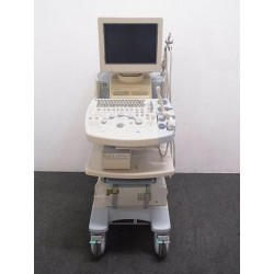Hitachi EUB6500 color Doppler with TV, convex and linear probes