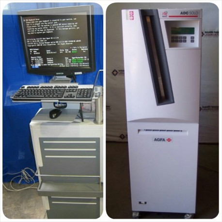 KODAK CR850 INBUILT WORKSTATION